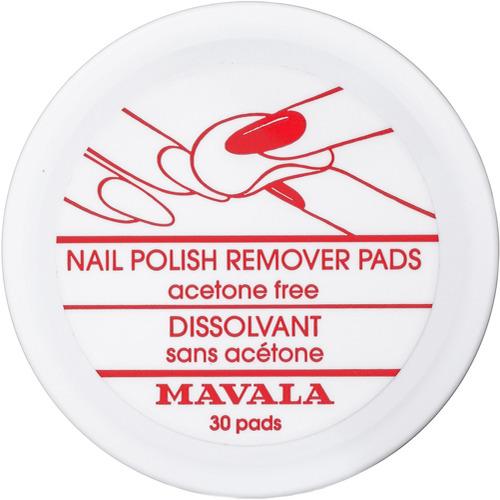 Купить Салфетки для снятия лака MAVALA Nail Polish Remover Pads, 30 шт