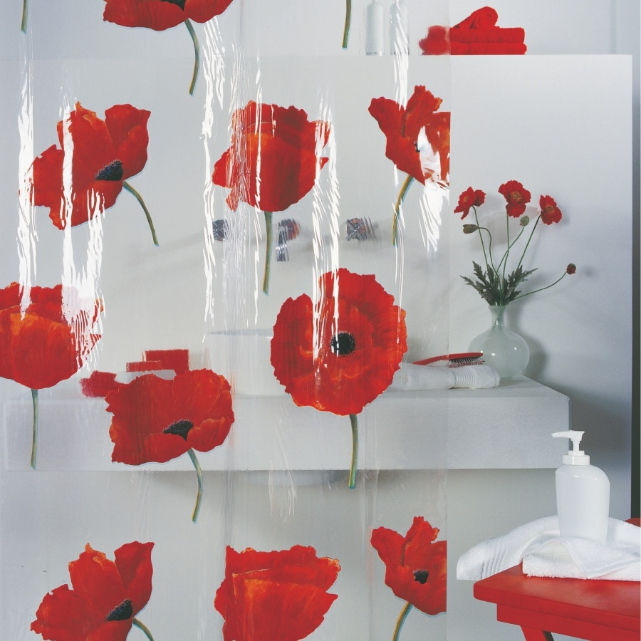 Штора для ванной Spirella Poppy 1042344