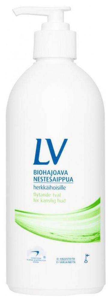 Жидкое мыло LV Biohajoava nestesaippua 500 мл