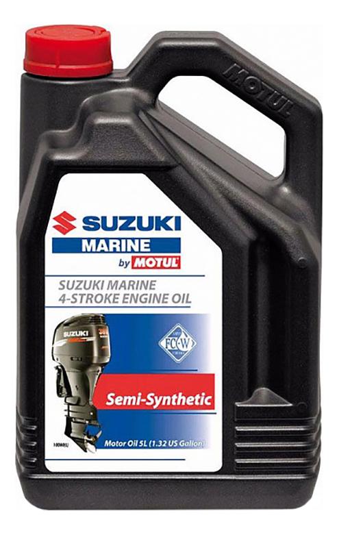 Моторное масло Motul Suzuki Marine 4T 10W-30 5л 106450
