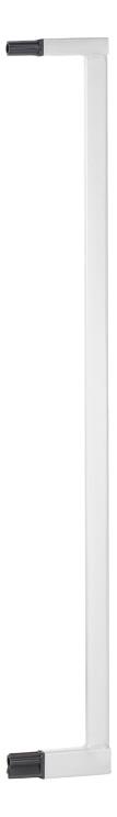 Дополнительная секция к воротам безопасности Geuther Дополнительная секция 8 см белый