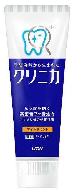 Зубная паста Lion Clinica Mild Mint