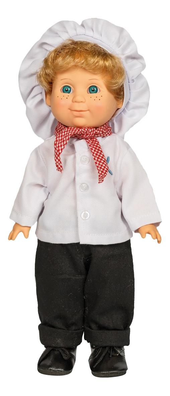Кукла Весна Митя Кулинар со звуковым устройством