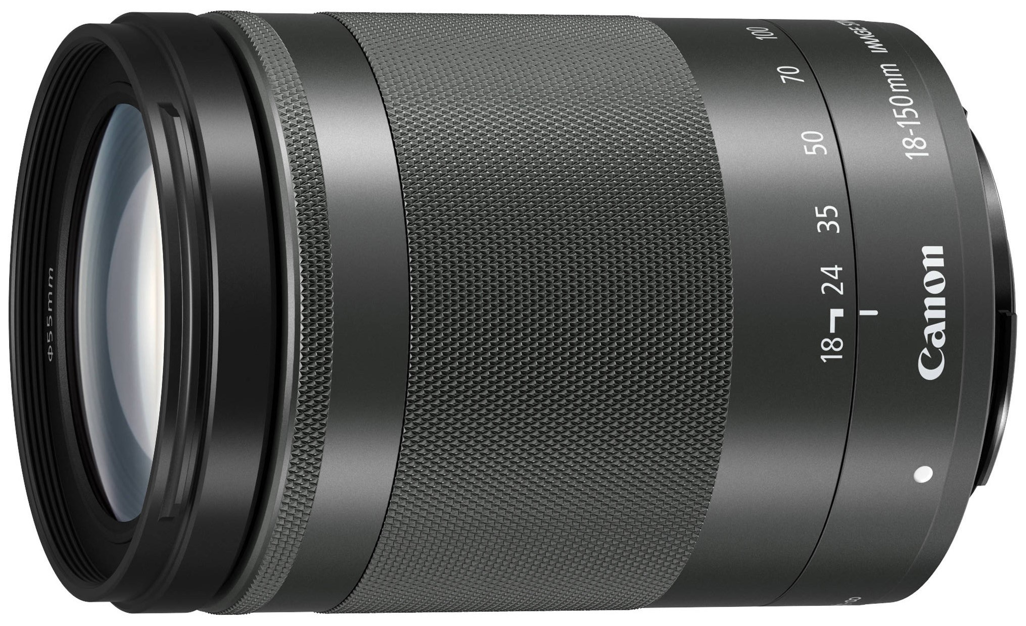 Объектив Canon EF-M 18-150mm f/3.5-6.3 IS STM Black