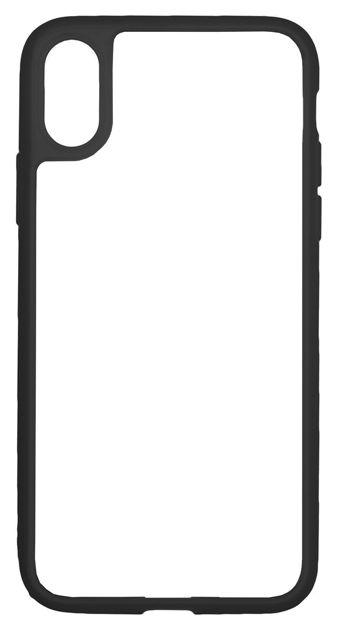 Чехол InterStep PURE-CASE ADV для Apple iPhone X Black