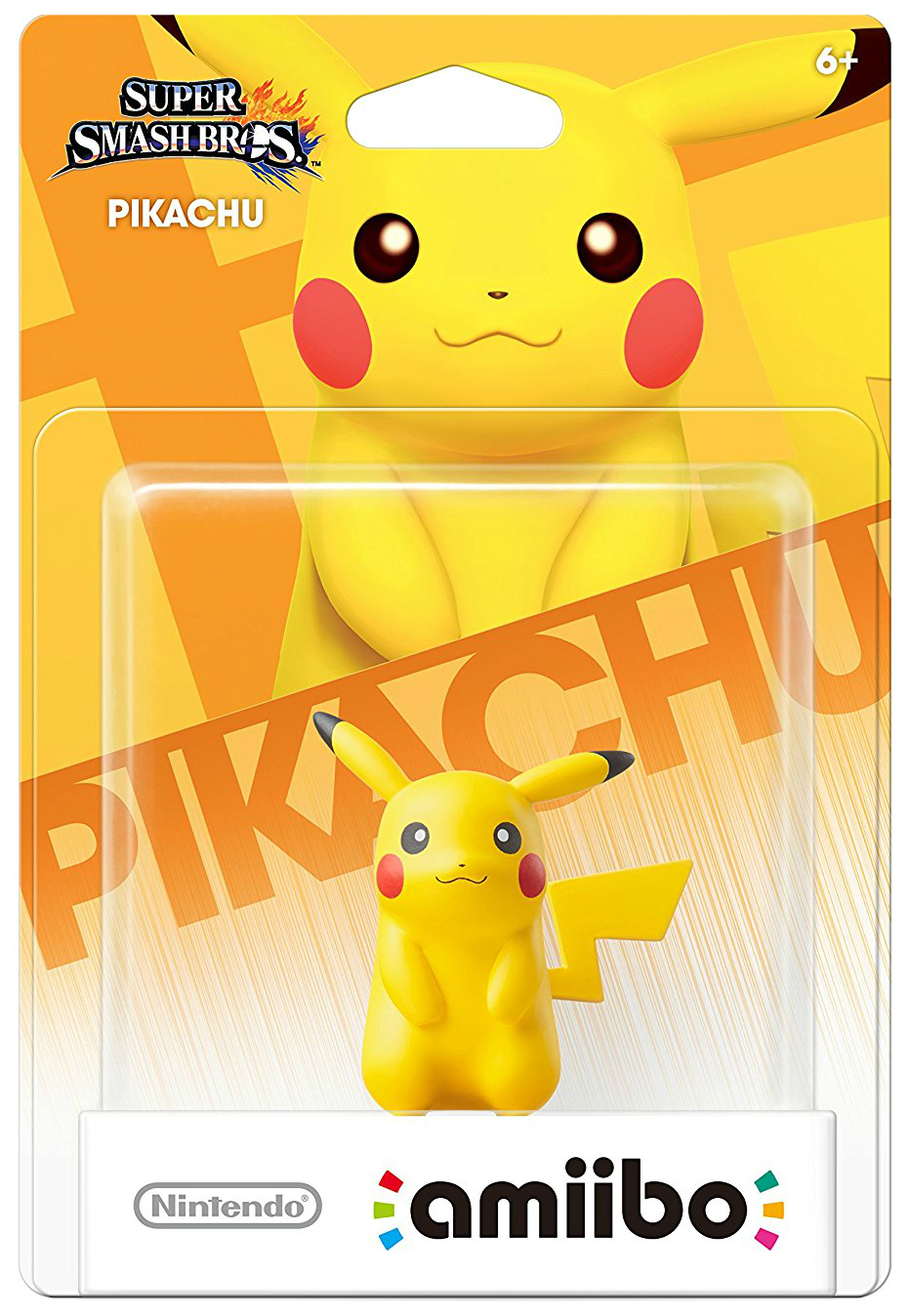 Фигурка Amiibo: Super Smash Bros: Pikachu