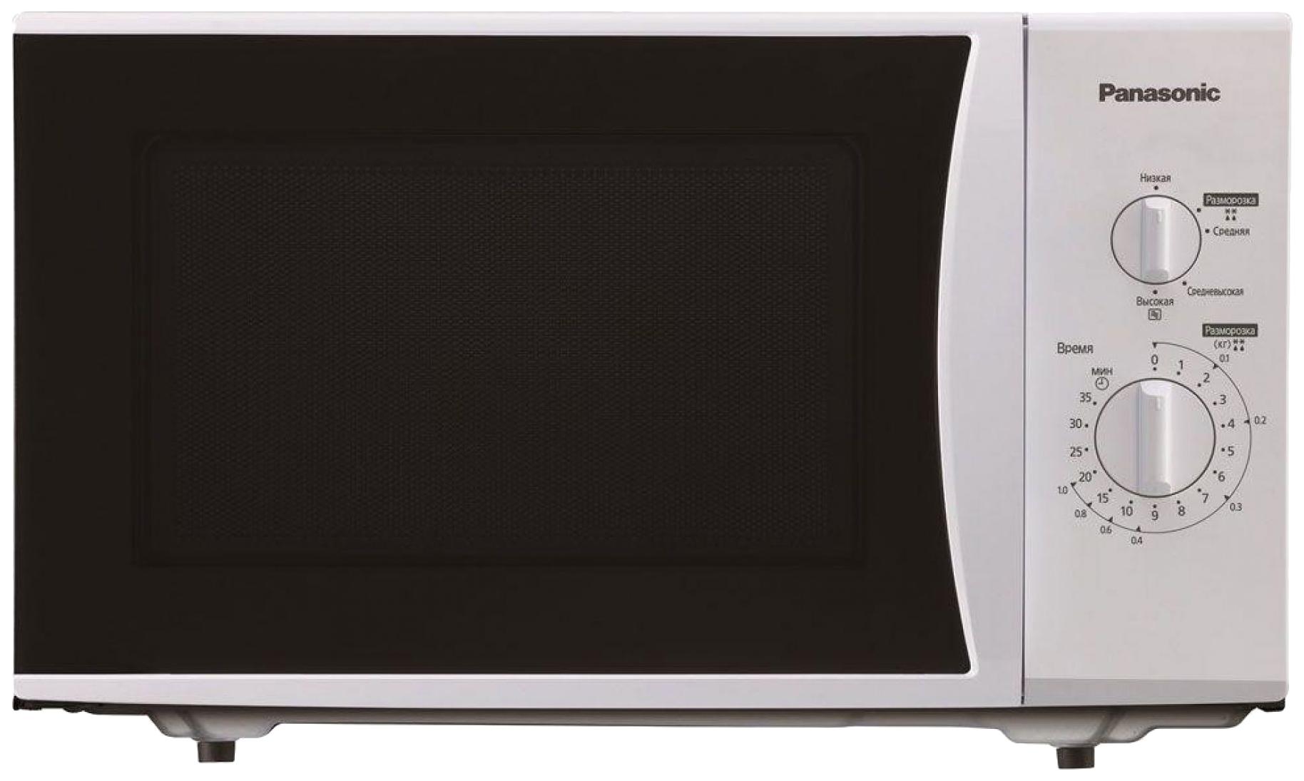 Микроволновая печь соло Panasonic NN SM332WZTE white