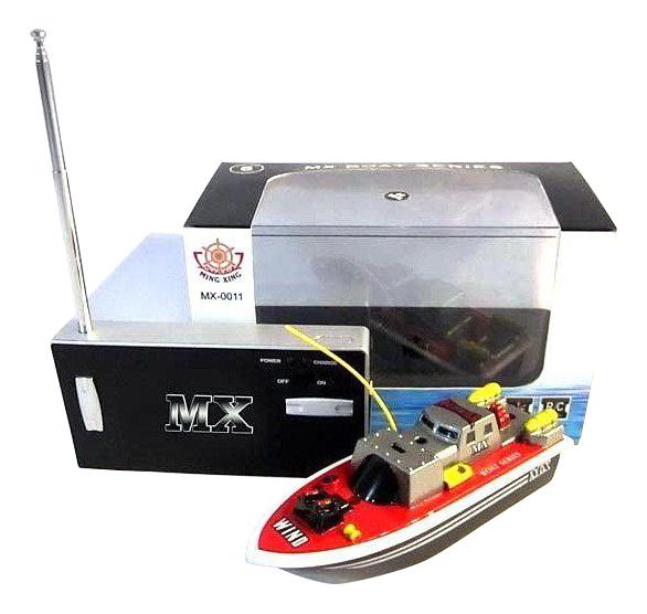 Shantou Gepai Катер р/у ming xing boat series на аккумуляторе Shantou Gepai MX-0011-11 фото