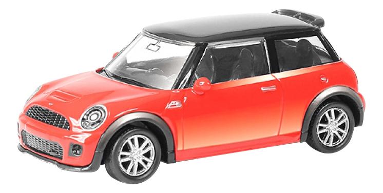 Коллекционная модель Mini Cooper S JCW RMZ City 344006 1:64