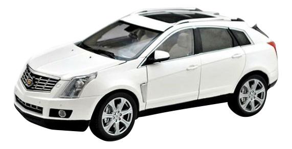 Купить Коллекционная модель Play Smart Cadillac SRX белая 1:43, PLAYSMART, Игрушечные машинки