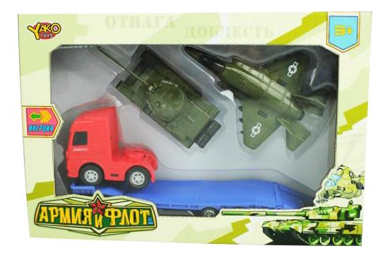 Игровой набор Yako Toys Армия и флот