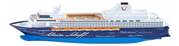 Купить Круизный лайнер Mein Schiff 1, Коллекционная модель Siku Mein Schiff 1 1726, Коллекционные модели