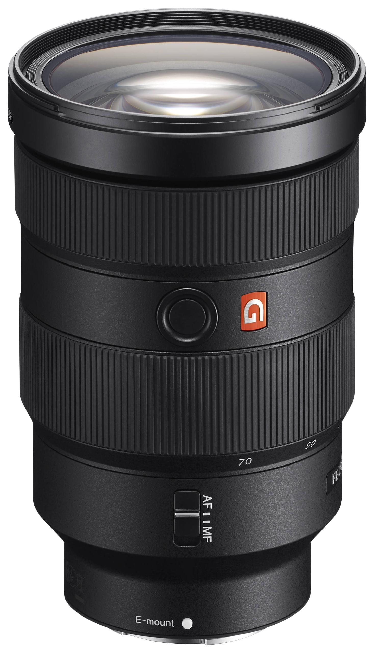 Объектив Sony FE 24-70mm f/2.8 GM