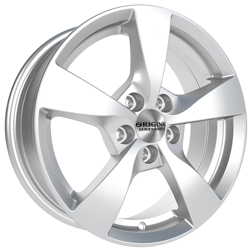 Колесные диски SKAD R15 6J PCD5x100 ET38 D57.1 2600002 VW Polo/Skoda Rapid (KL-265)