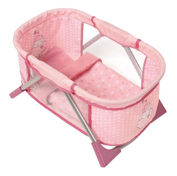 Мягкая кроватка Zapf Creation Baby Annabell 794-982 фото