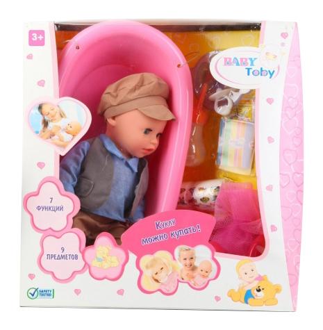 Пупс Baby Toby Gratwest Д42011 Пупс baby toby Д42011
