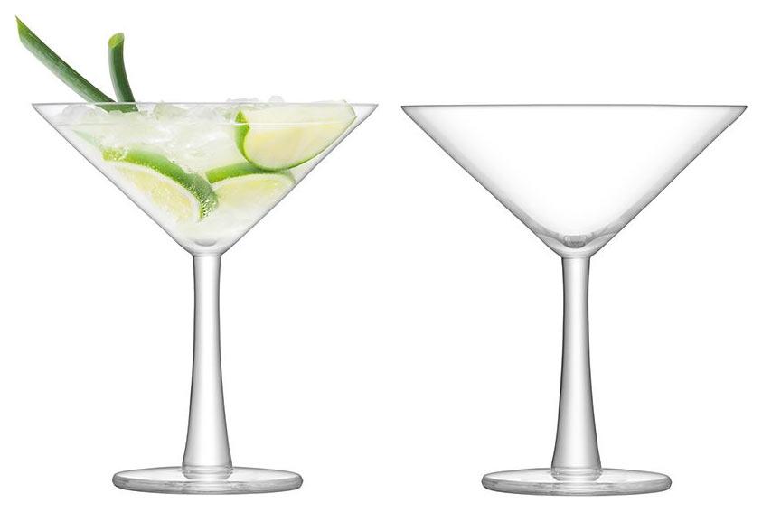 Набор бокалов для коктейля LSA Gin 2