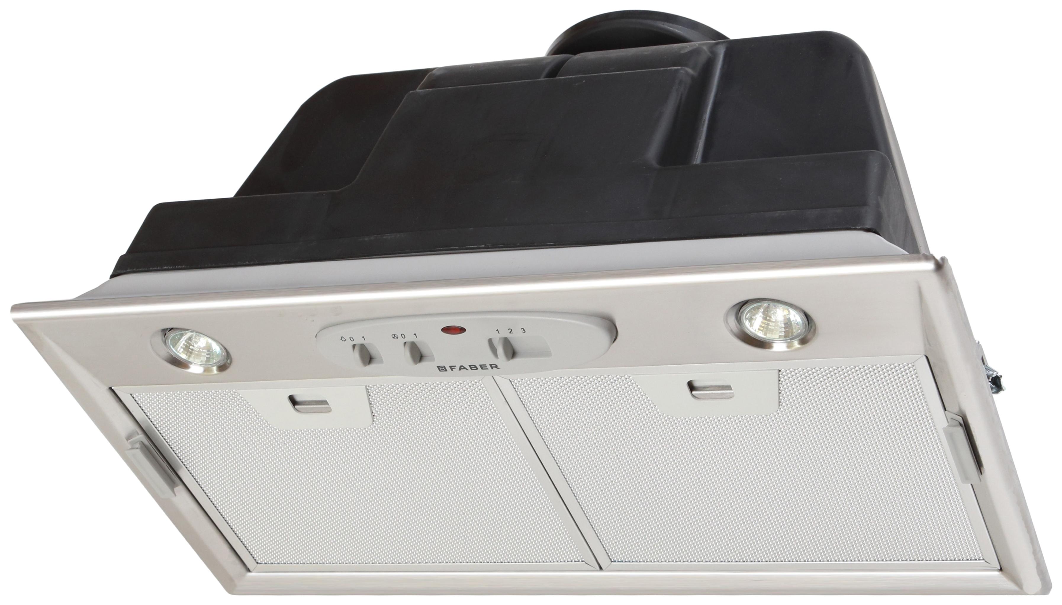 Вытяжка встраиваемая FABER Inca Plus HCS X A52 Silver фото