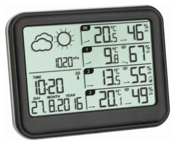 Цифровая метеостанция TFA 35.1142.01