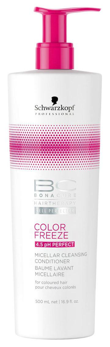 Кондиционер для волос Schwarzkopf Professional Color Freeze 500 мл фото