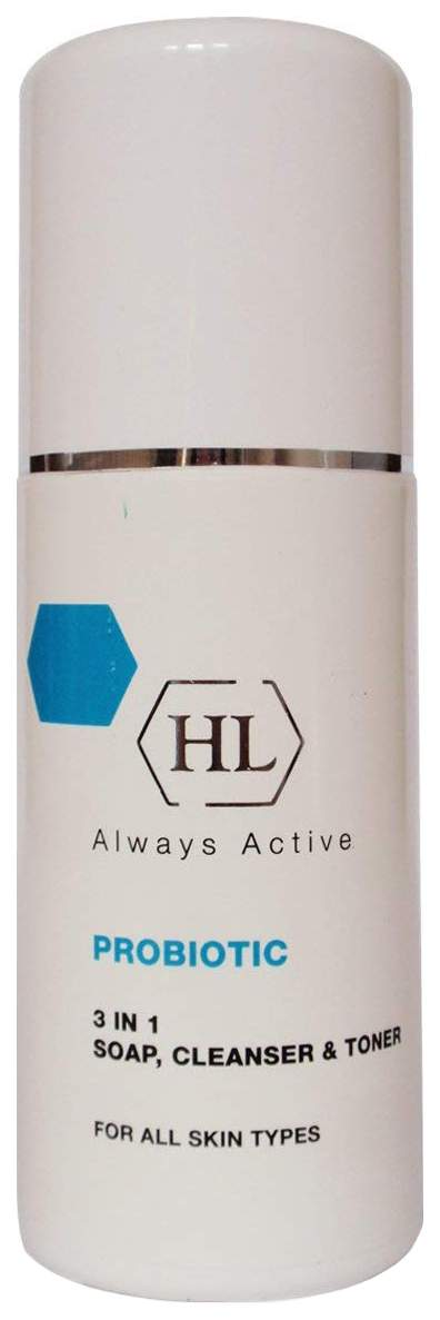 Купить Средство для умывания Holy Land ProBiotic 3 in 1 Soap, Cleanser & Toner 150 мл