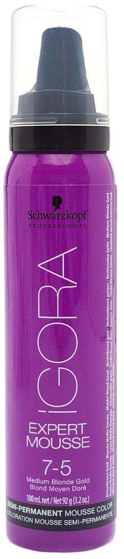 Купить Мусс для волос Schwarzkopf Professional Тонирующий мусс 7-5