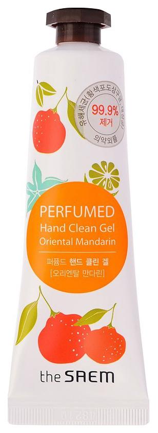 Купить Крем для рук The Saem Perfumed Hand Clean Gel Oriental Mandarin 30 мл