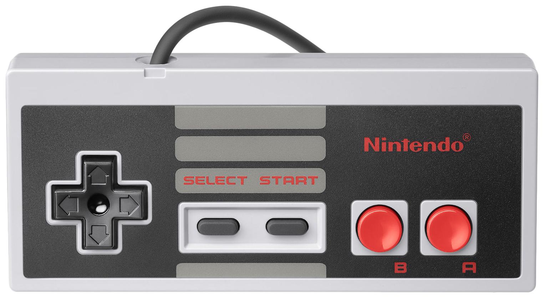 Геймпад Nintendo Switch NES Classic Controller