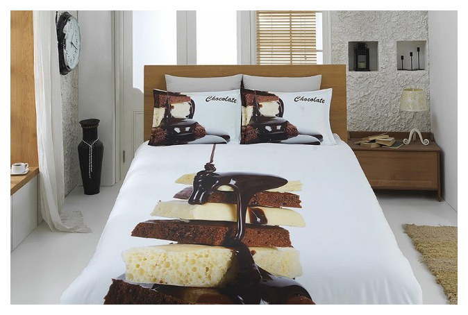 Комплект постельного белья Virginia Secret vi101050 евро фото