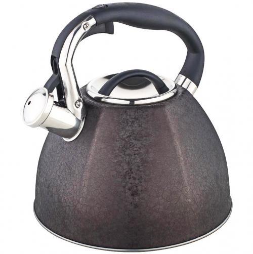 Чайник для плиты Zeidan Z4216 Бордовый
