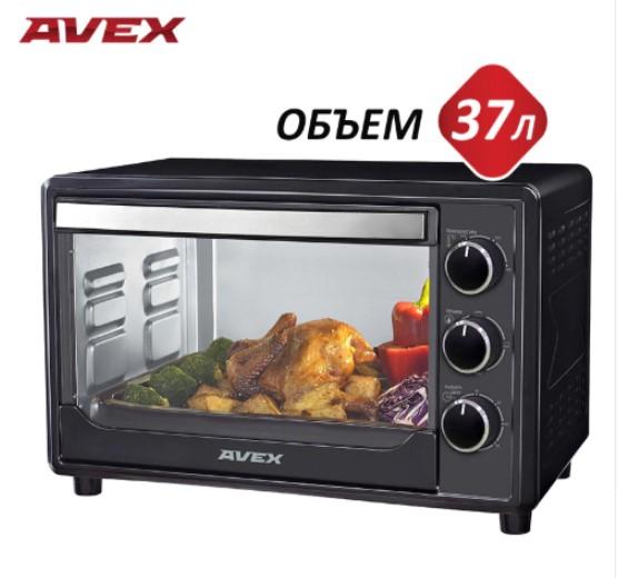 Мини печь Avex TR 390 B