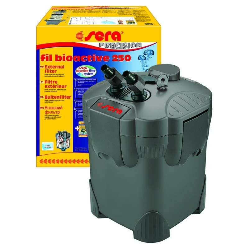 Фильтр для аквариума внешний Sera fil BIOACTIVE 250,