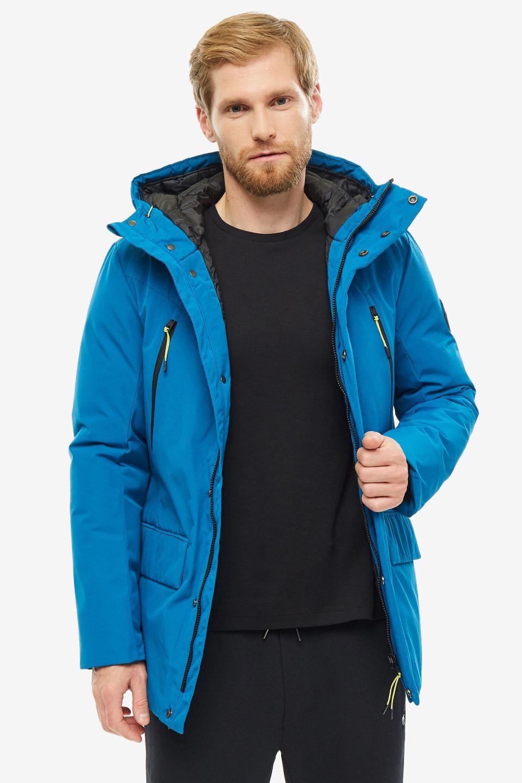 Куртка мужская TOM TAILOR 1012115-18800 синяя XL фото