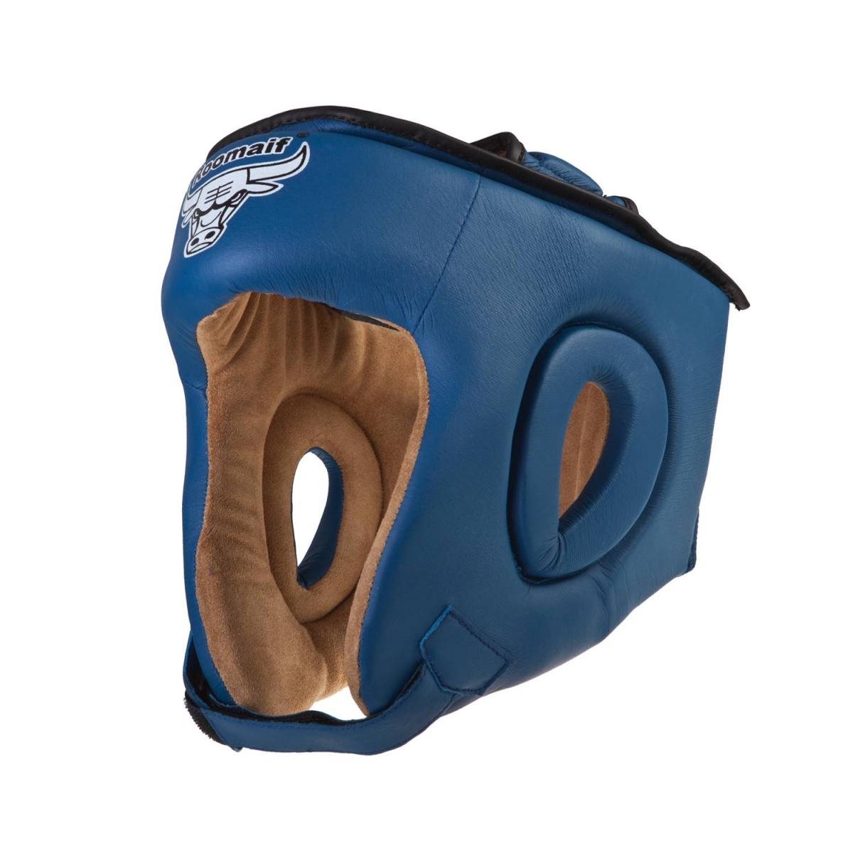 Шлем боксерский RHG 146 PL синий, размер