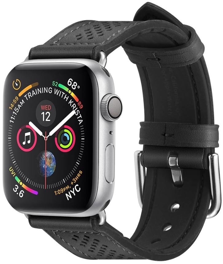 Ремешок Spigen Retro Fit для Apple Watch Series 2/3/4/5 42/44 mm Black