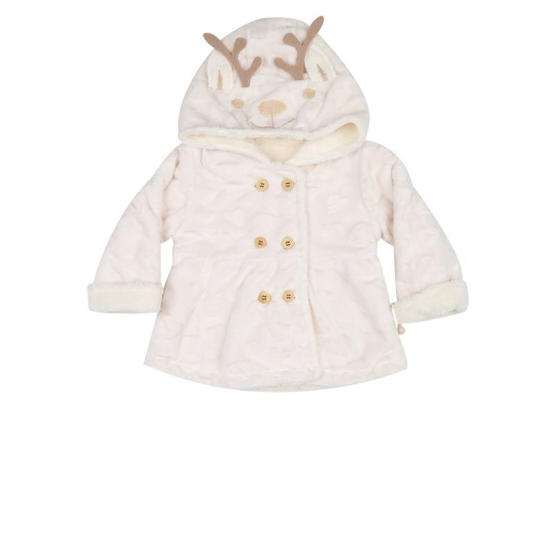 Купить 79002, Куртка BIBABY, цв. бежевый, 68 р-р, Куртки для девочек