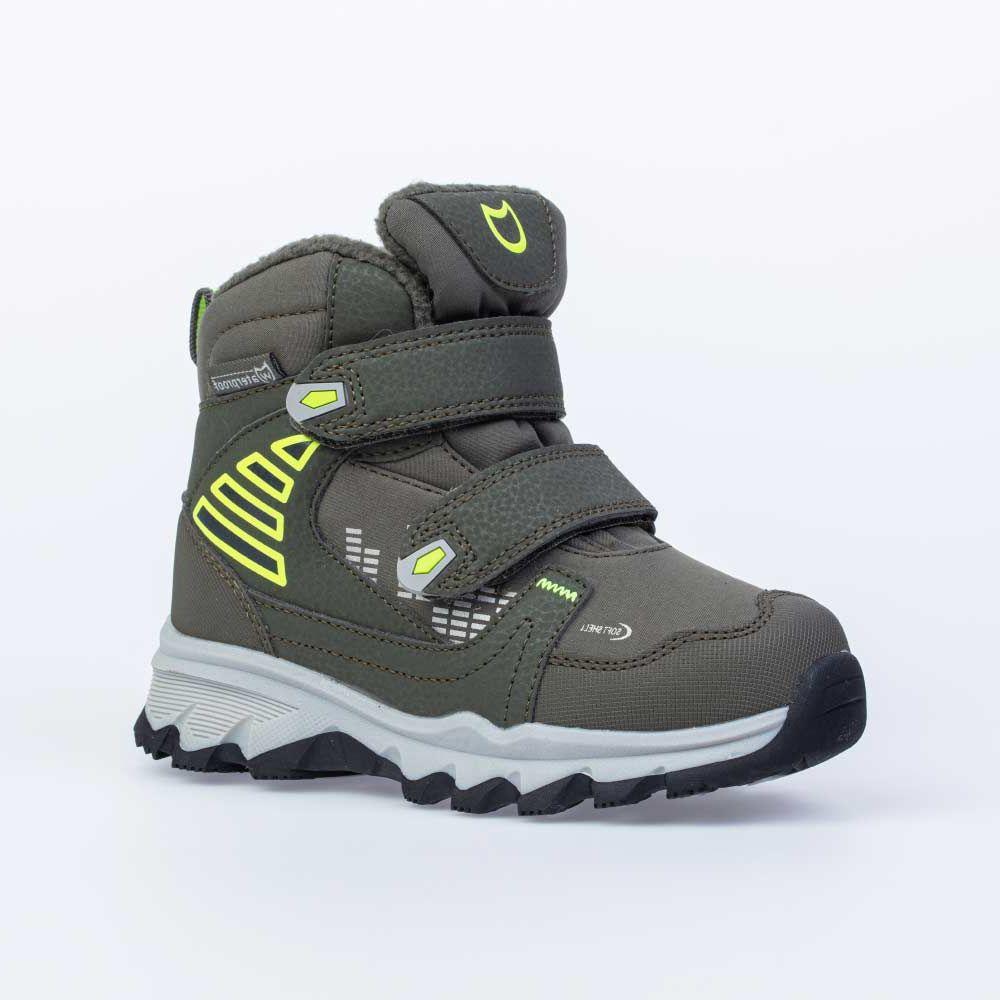 Мембранная обувь для мальчиков Котофей, 27 р-р