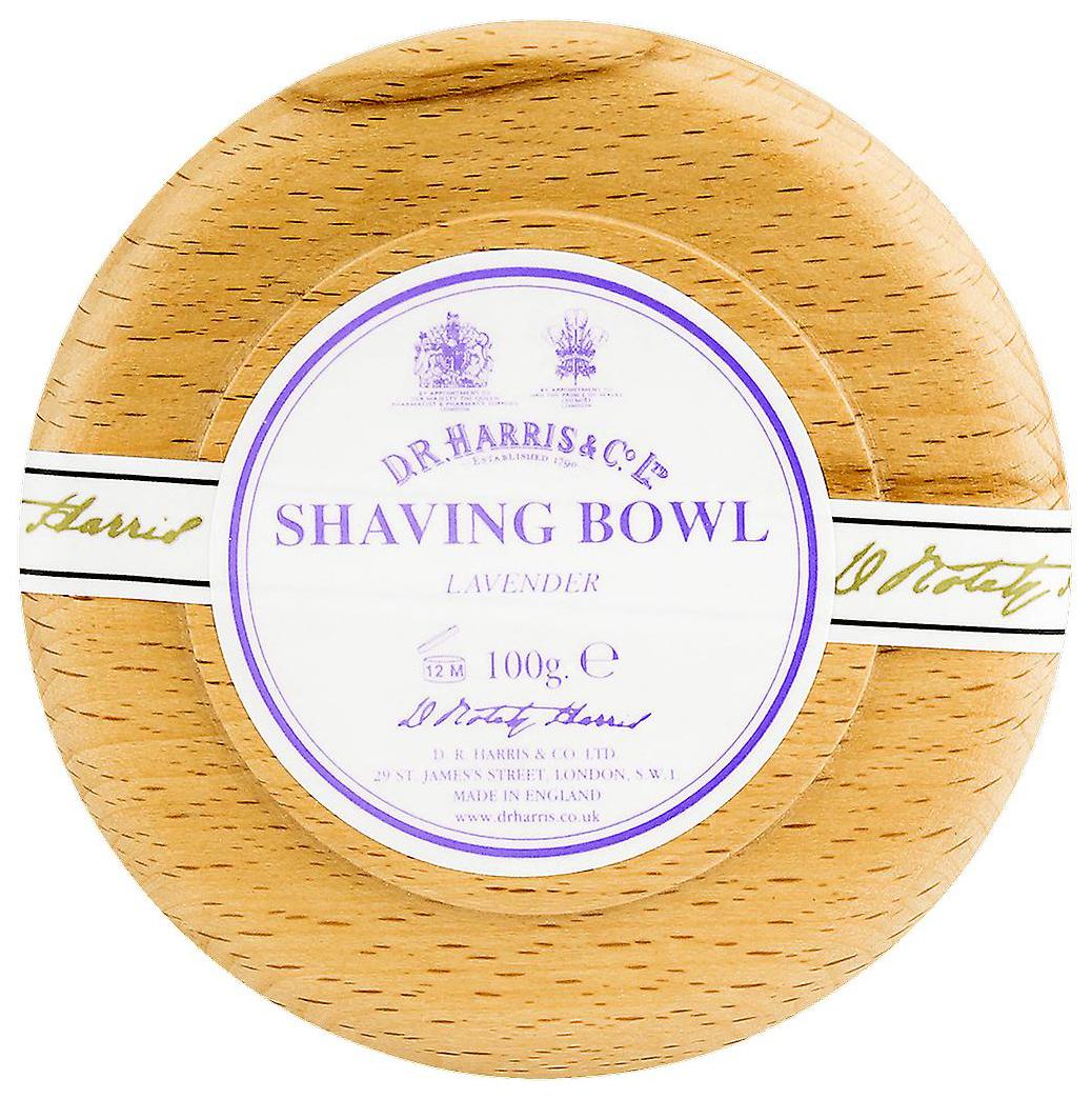 Мыло для бритья D.R. Harris Lavender