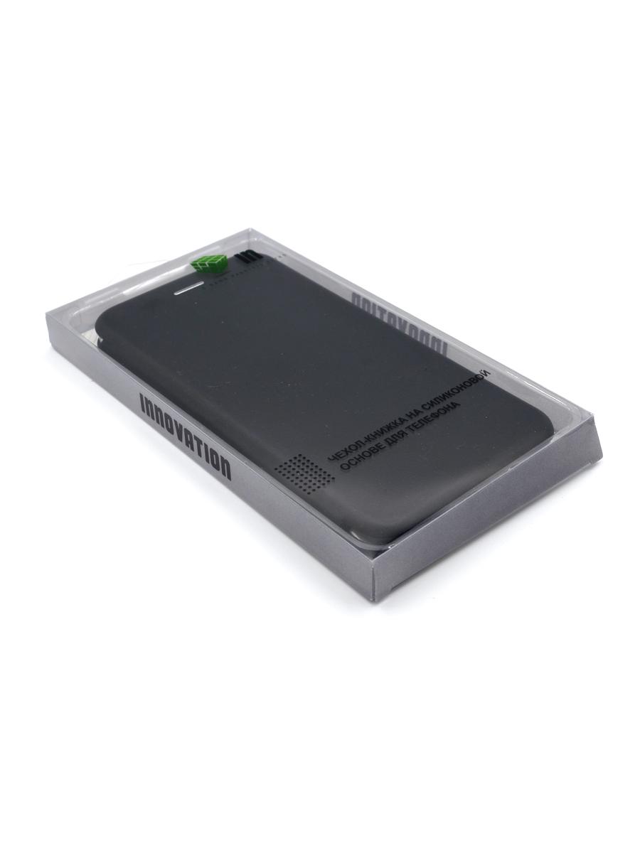 Чехол Innovation для Huawei Mate 10 Pro Book Black