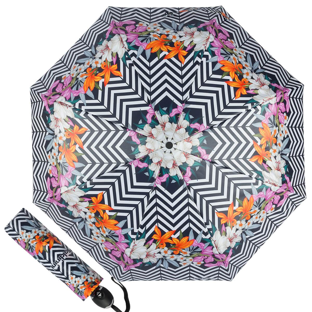 Зонт складной женский Baldinini 50-OC Onda