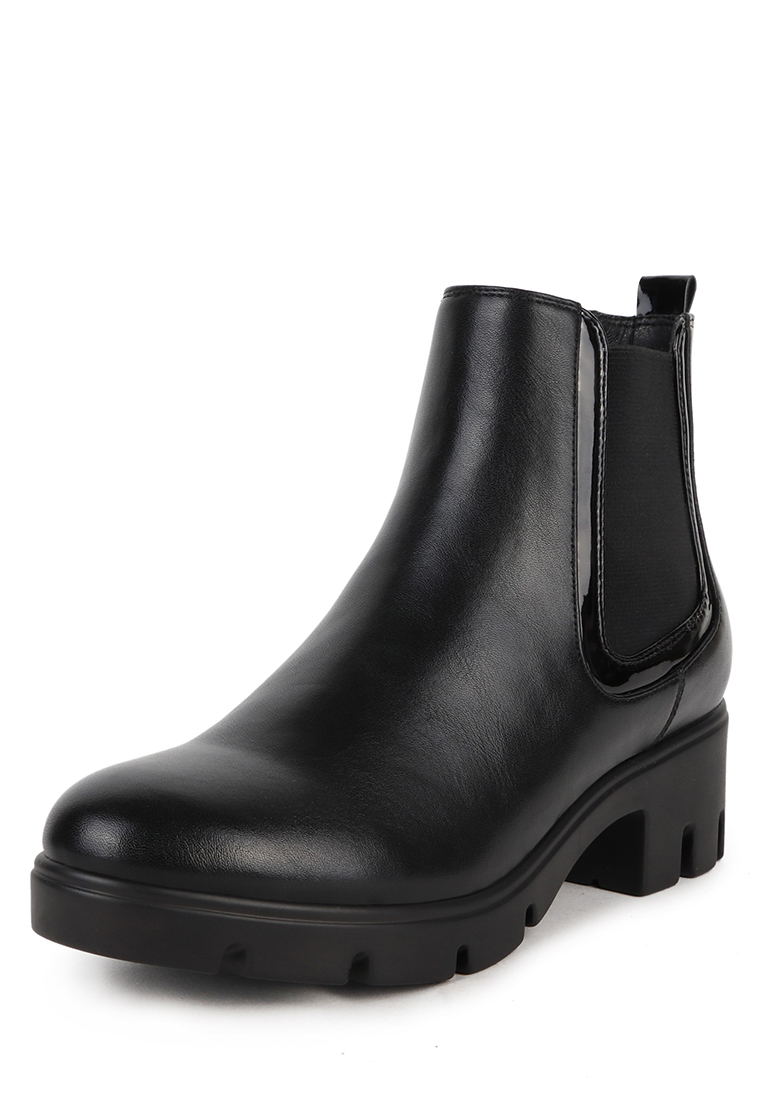 Ботинки женские T.Taccardi 710018445 черные 41 RU