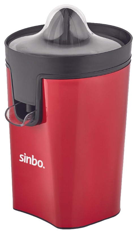 Соковыжималка для цитрусовых Sinbo SJ 3145 black/red
