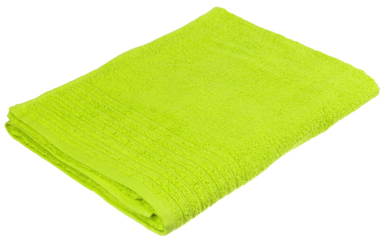 Банное полотенце, полотенце универсальное Santalino зеленый