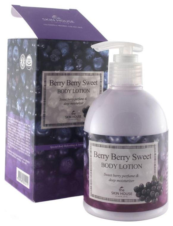 Лосьон для тела The Skin House Berry