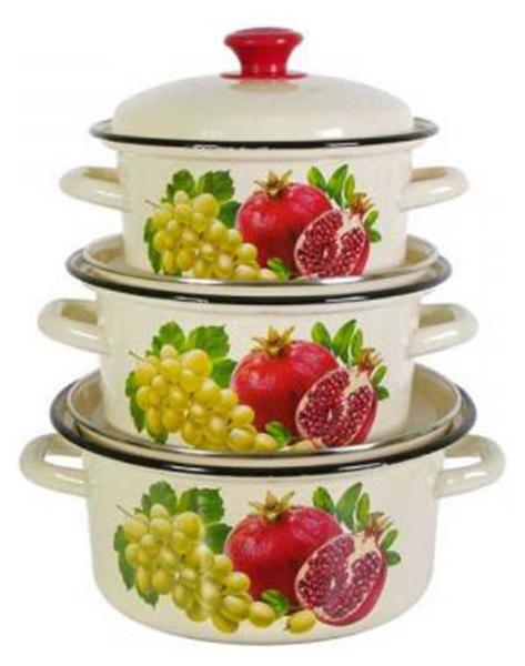 Набор посуды КМЗ Гранат-1