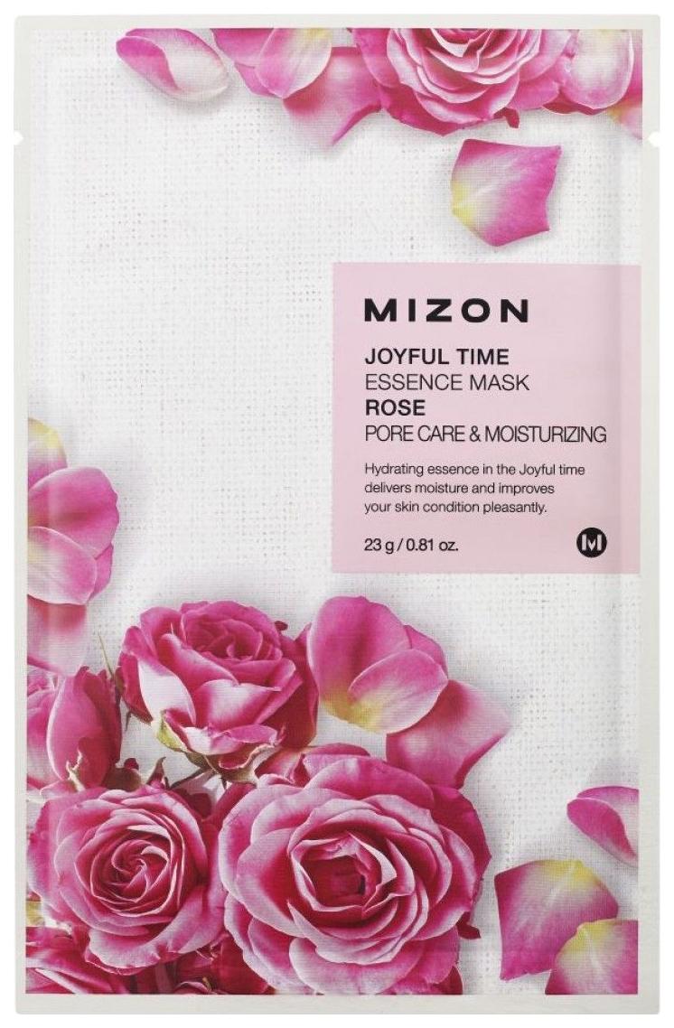 Купить Маска для лица Mizon Joyful Time Essence Rose 23 г