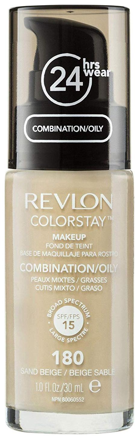Тональный крем Revlon Colorstay Makeup For Combination/Oily Skin 180 30 мл