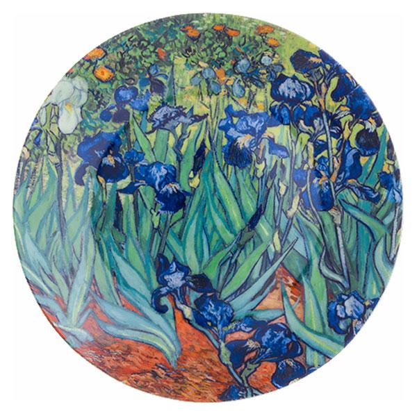 Тарелка Elan Gallery 420260 Разноцветный