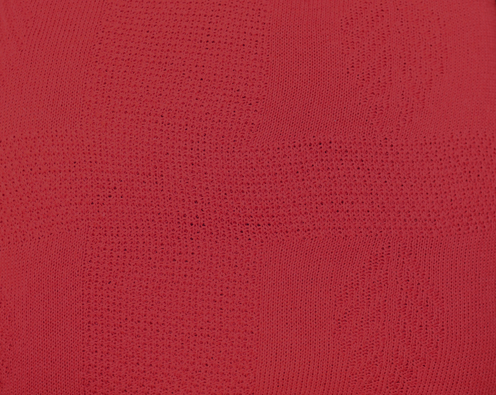 Покрывало плед BELCRISA арт,Cottonbel hojas garnet разм,220х260