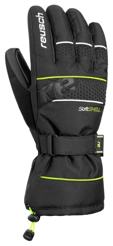 Перчатки Reusch Connor R-TEX XT черные, размер 10 фото